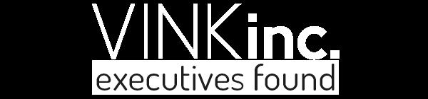 Vinkinc logo white white